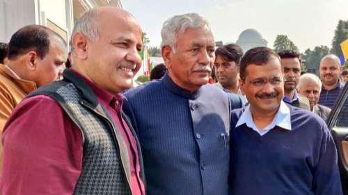 दिल्ली की नई विधानसभा में चुने गए स्पीकर और नेता विपक्ष