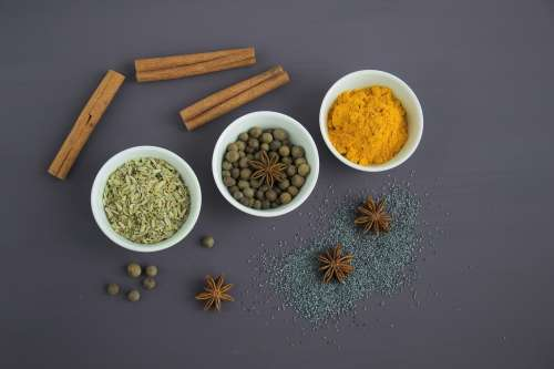 Healing benefits of spices