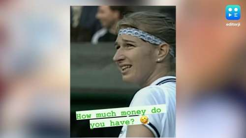 #WimbledonThrowback: जब शादी का प्रपोज़ल मिलने पर स्टेफी ने फैन से पूछा- तुम्हारे पास कितने पैसे हैं ?