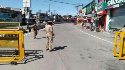 UP Corona: योगी सरकार का फैसला, जिस जिले में 500 से ज्यादा कोरोना केस वहां लगेगा कर्फ्यू