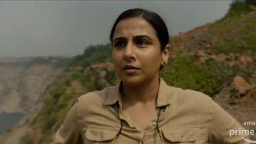 'Sherni' teaser: Vidya Balan stars as a forest officer in the Amazon Prime movie