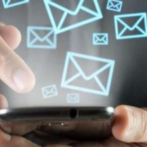 रिफंड के झांसा देते sms link