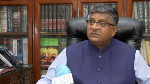 Ravi Shakar Prasad: If Twitter wants to do business in India, they must obey the law