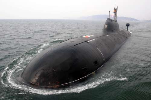 Indian navy submarine arm