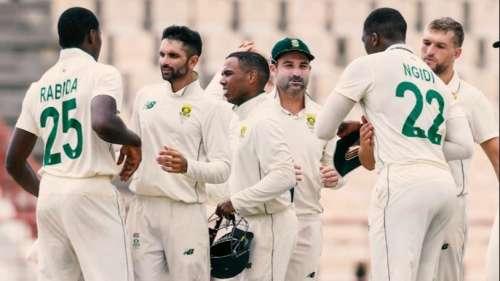 दक्षिण अफ्रीका ने वेस्टइंडीज को दूसरे टेस्ट मैच में हराकर सीरीज पर किया कब्जा, केशव महाराज की हैट्रिक