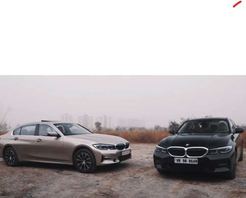 BMW 3 series comparison