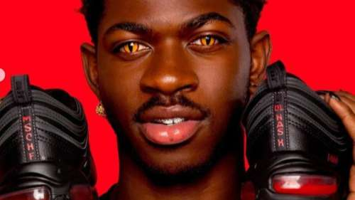 Nike sues company that made 'Satan shoes' in collaboration with Lil Nas X