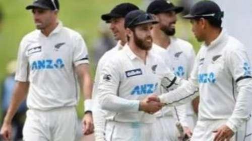 New Zealand names 15-member squad for WTC finals