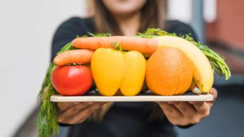 2 fruits & 3 vegetables a day the secret to a long life?