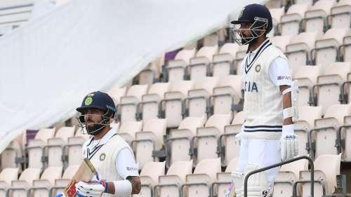 WTC Final: 217 पर ही सिमट गई 'विराट' ब्रिगेड की पहली पारी, बल्लेबाजी करने उतरी न्यूजीलैंड