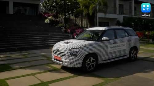 Hyundai Alcazar की लॉन्च डेट कंफर्म, देखें कब से शुरू होगी बिक्री