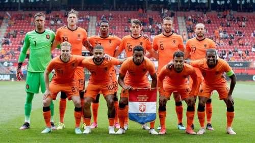 Big contenders: Netherlands