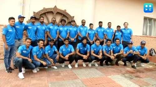 10 Debutants in India's 16-member men's squad for Tokyo Olympics