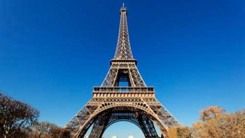 Get that gold! France's Eiffel Tower getting makeover for 2024 Olympics