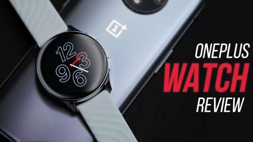 OnePlus Watch Review: do you have the time for this?
