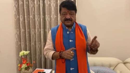 विजयवर्गीय ने कहा- अब दिल्ली के मदरसों में हो 'हनुमान चालीसा' का पाठ