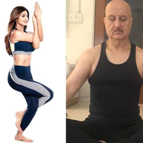 International Yoga Day 2021: शिल्पा से लेकर सारा तक, सेलेब्स ने ऐसे किया सेलिब्रेट