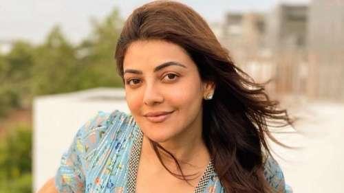 Kajal Aggarwal turns 36: husband Gautam Kitchlu, Keerthy Suresh wish actress