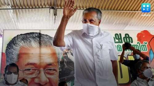 चुनाव परिणाम साबित करते हैं कि केरल में सांप्रदायिक राजनीति के लिए जगह नहीं: पिनराई