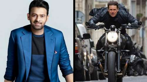 Prabhas to share screen space with Tom Cruise in 'Mission Impossible 7'?
