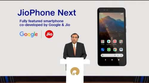 Google, Jio to collaborate on made-for-India JioPhone Next smartphone