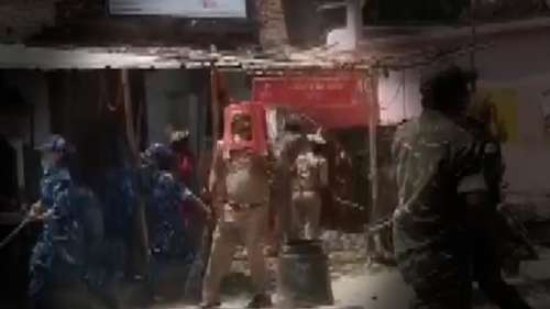 UP cops suspended for getting 'creative' during a riot situation, UP police suspend officers