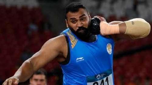 Shot-putter Tajinderpal Singh Toor qualifies for Tokyo Olympics