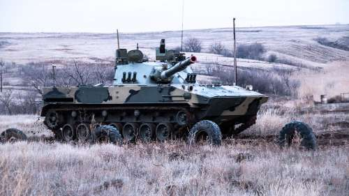 Light tanks for Indian Army