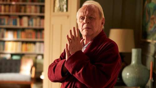 Anthony Hopkins reveals why he missed his Oscar win