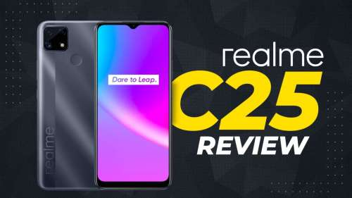 Realme C25 Review: Best budget smartphone at ₹9,999?