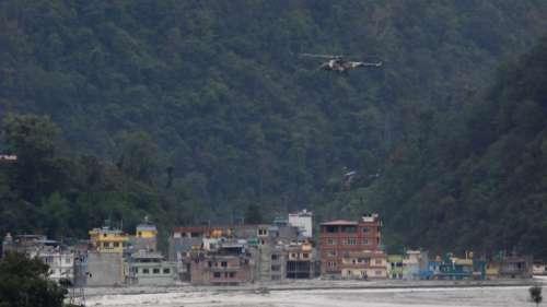 Nepal: flash floods triggered by the annual monsoon rains wreak havoc, 7 killed