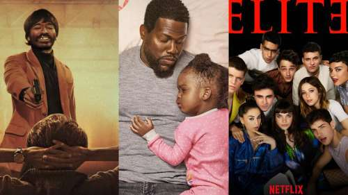 New Netflix, Disney+, Apple TV+ shows & movies to add to your watch-list this weekend