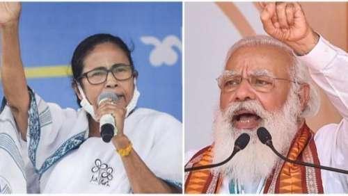 पश्चिम बंगाल चुनाव के अंतिम नतीजों का ऐलान, TMC ने लगाई जीत की हैट्रिक