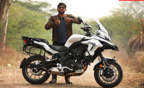 BS6 Benelli TrK 502 review