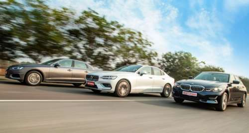 Audi vs Volvo vs BMW