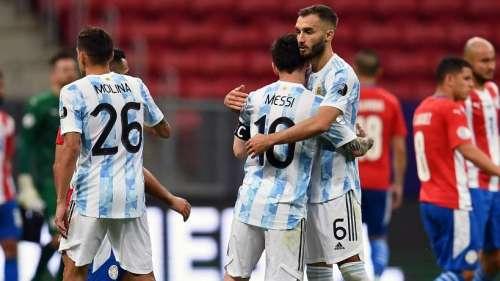 Copa America: Argentina beat Paraguay 1-0, qualify for quarterfinals