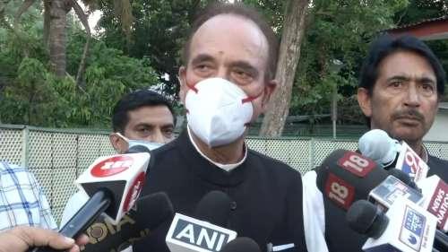 Congress raises 5 demands at PM Modi's all-party meet on J&K
