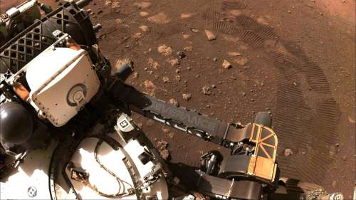 NASA ने जारी की मंगल ग्रह पर लेजर साउंड की क्लिप, दिल की धड़कन जैसी लगती है लेजर स्ट्राइक