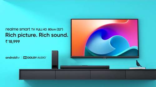 Realme Smart TV FHD launched in India: price, specs and features