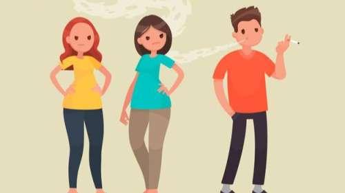 Can secondhand smoke increase rheumatoid arthritis risk in women?