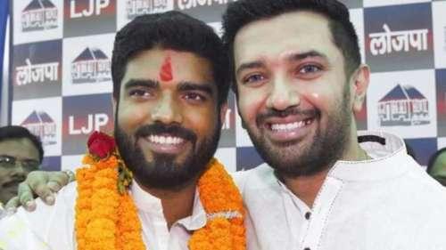 Twist in LJP faction saga: Sexual assault case against Chirag Paswan's cousin Prince Raj Paswan
