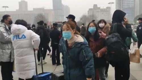 कातिल करोना: चीन में 132 लोगों की मौत, छह हजार से ज्यादा लोग संक्रमित