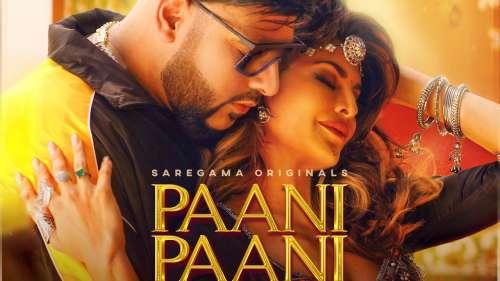 Jacqueline Fernandez reunites with Badshah for new track 'Paani Paani'
