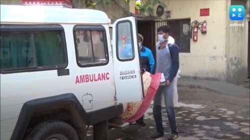 गुजरात में सोमवार को 247 नए केस आए, 162 लोगों की मौत