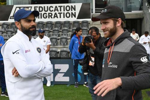 Last 5 Ind vs NZ encounters