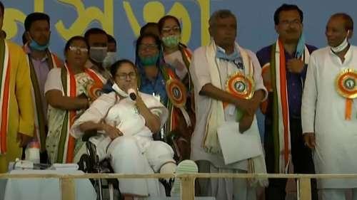 पश्चिम बंगाल: 5 मई को CM पद की शपथ लेंगी ममता बनर्जी, 6 मई को विधायकों का शपथ ग्रहण
