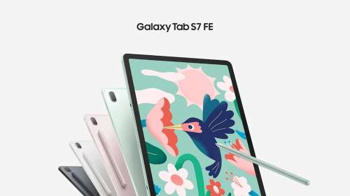 Samsung Galaxy Tab S7 FE tablet launched in India, prices start at ₹46,999