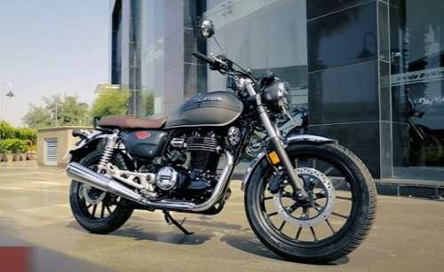 Honda CB350 RS preview