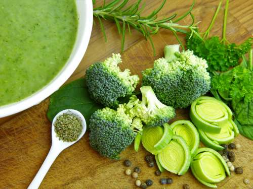 Ways to eat broccoli