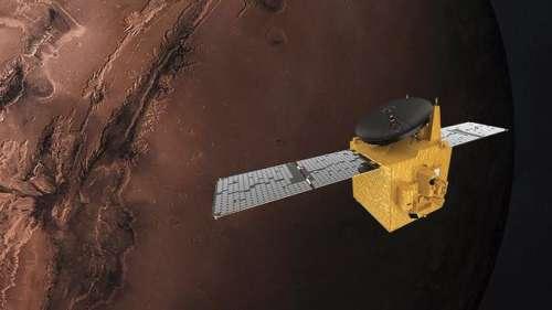 UAE के 'अमाल' के बाद मंगल ग्रह पर पहुंचेंगे चीन और US के मिशन